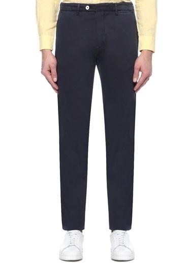 Marco Pescarolo Pantolon Lacivert